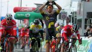 Bryan Coquard sprint naar zege in ochtendetappe Ronde van de Sarthe
