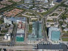 Treinverkeer richting Almere gestremd