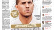 Kom naar de presentatie van Eden Hazard!