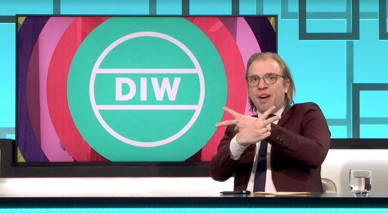 Jan Jaap van der Wal gaat acteren.
