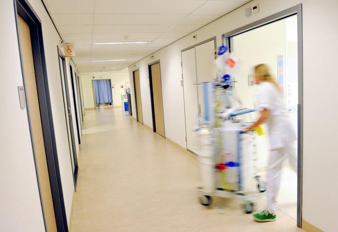 De Spoedeisende Hulp van het Sint Jansdal ziekenhuis in Harderwijk.