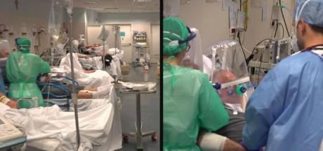 Aangrijpende situatie in ziekenhuis Bergamo: 'Iedereen moet deze beelden zien'