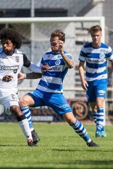 De Graafschap-FC Groningen niet in Winterswijk; weer oefenduel op de tocht