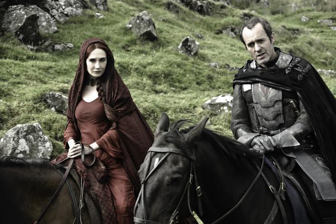 Game Of Thrones, met Carice van Houten