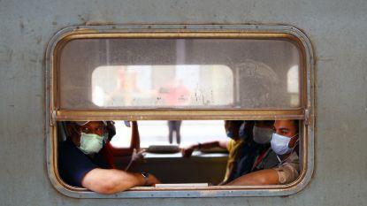 Tweemaal zoveel landen maken melding van een stijgend aantal besmettingen: coronavirus verhuist naar nieuwe 'hotspots'