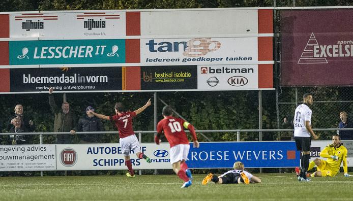 Excelsior'31 stuntte al eens in het bekertoernooi door de profs van Excelsior Rotterdam uit te schakelen. Ook won de ploeg uit Rijssen een keer van Willem II.
