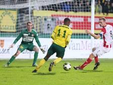 FC Oss verliest ruim van Fortuna Sittard, en haakt af in strijd om topposities