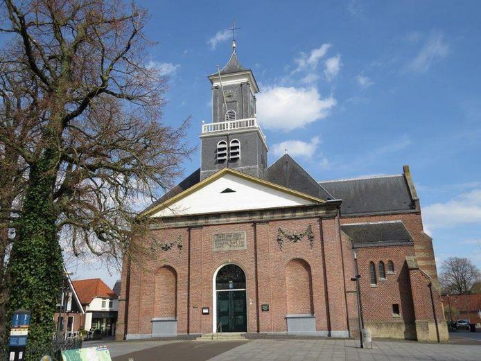 De Schildkerk in Rijssen.