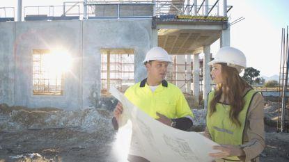 Ongekende wachttijden in de bouw: angst om betonstop leidt tot grotere vraag aan bouwprojecten