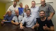 Bart Van Hulle nieuwe burgemeester in Maldegem