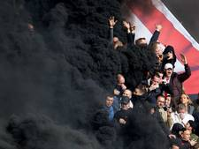 Bizar protest tegen stadionverboden eindigt met.....stadionverboden