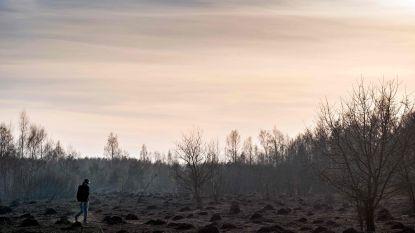 Oekraïne stuurt 1.000 brandweerlui naar bosbrand rond voormalige kerncentrale in Tsjernobyl
