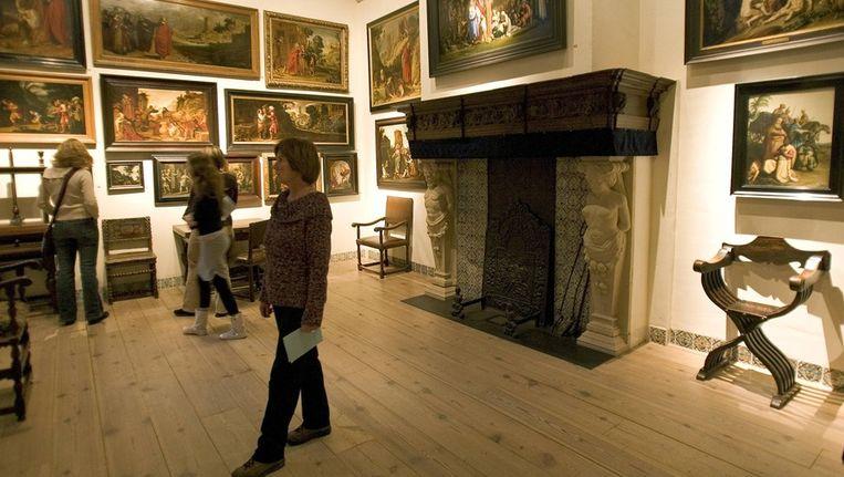 Het Rembrandthuis © ANP Beeld