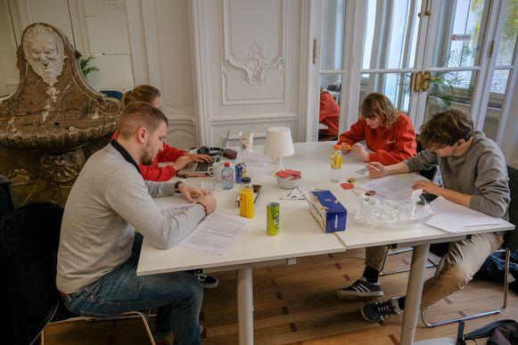 Studeren bij Brik.