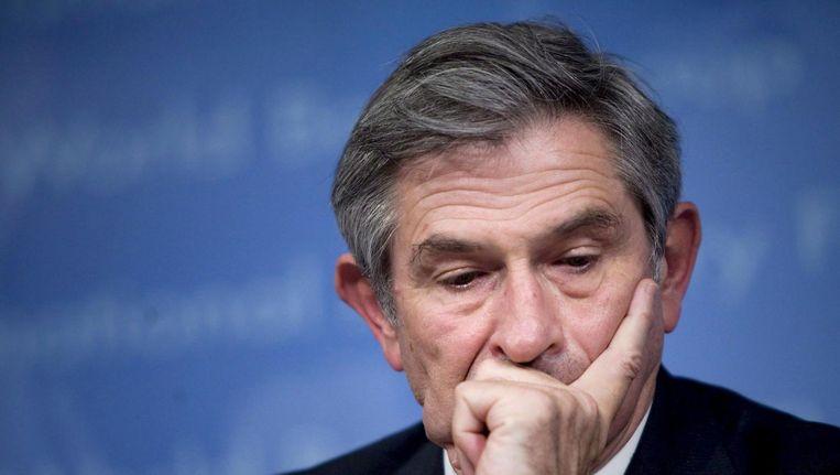 Paul Wolfowitz Beeld epa