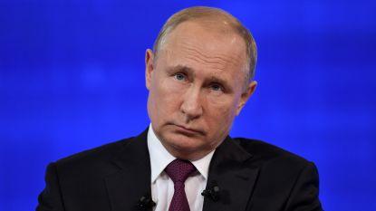 """Poetin: """"Geen bewijs van Russische betrokkenheid bij neerhalen vlucht MH17"""""""