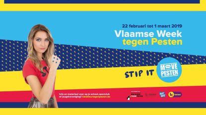 De Pinte doet mee aan Vlaamse Week tegen Pesten