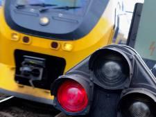 Minder treinen tussen Tilburg en Breda