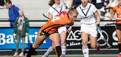 Freeke Moes (Oranje-Rood) maakt debuut in Oranje