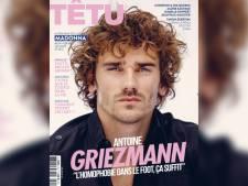 """""""Maintenant, ça suffit!"""": Griezmann veut lutter contre l'homophobie dans le football"""