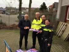 Honderden gestolen chocoladerepen naar voedselbank Raalte