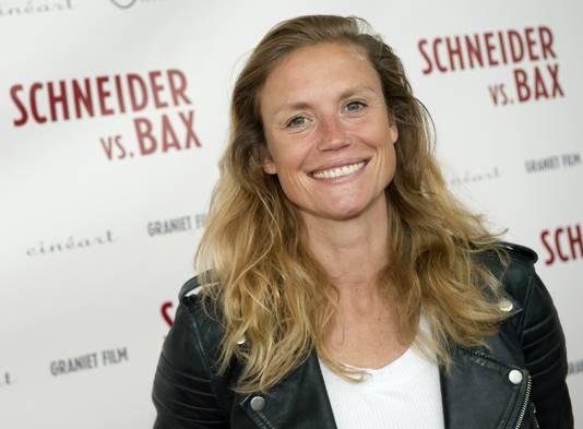 Sophie Hilbrand, een 'prominent spreekster' van het Poldernederlands.
