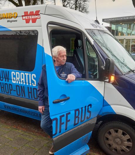 Hop-On-Hop-Off bus Heesch voortaan live te volgen