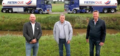 Bij dit tankstation in Steenwijk kun je straks als eerste in Oost-Nederland waterstof tanken