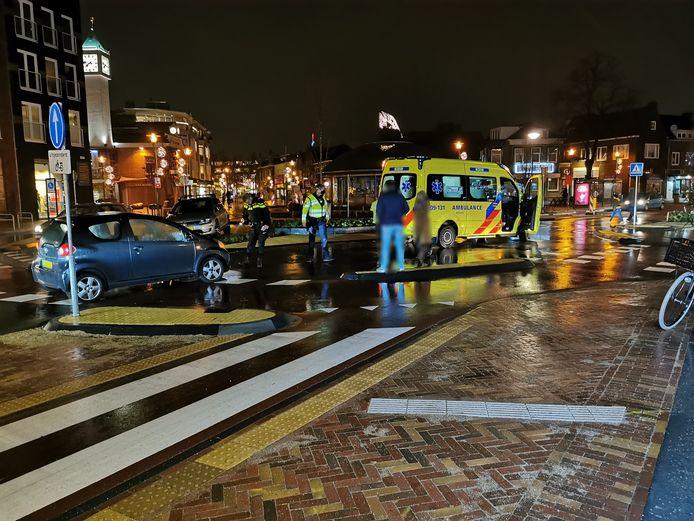 Een fietser is gewond geraakt bij een aanrijding met een automobilist  in Veenendaal.