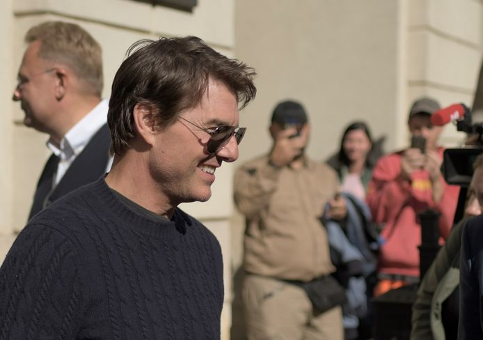 Tom Cruise speelt de hoofdrol in 'Mission: Impossible 7'