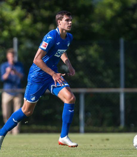 FC Utrecht huurt Justin Hoogma van Hoffenheim
