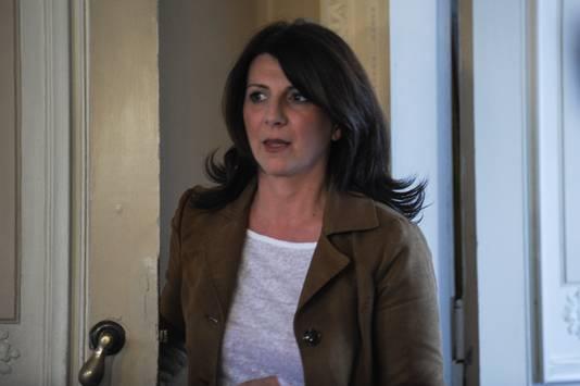 Muriel Targnion, en 2016
