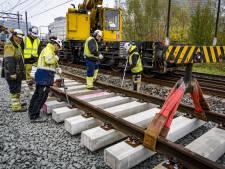 Strukton gaat spoor verdubbelen tussen Rijswijk en Rotterdam