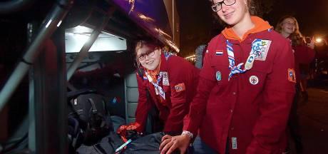 BZ Scouts uit Bergen op Zoom en Roosendaal vertrekken naar World Jamboree