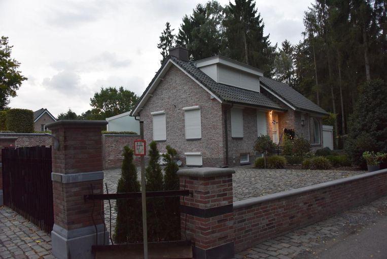 Deze woning aan Klein-Goorbleek is verzegeld.