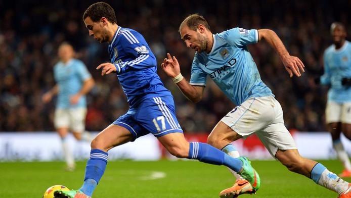 Eden Hazard a fait vivre un calvaire à Pablo Zabaleta