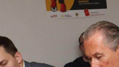 Michael Verschueren (Anderlecht) wil match zonder fans vermijden