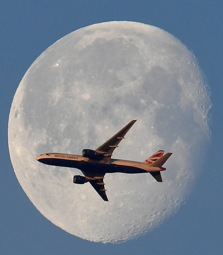 Foutje: vliegtuig landt in Edinburgh in plaats van in Düsseldorf