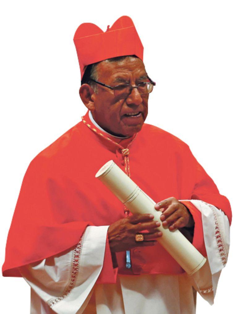 Toribio Ticona Porco. Beeld AFP