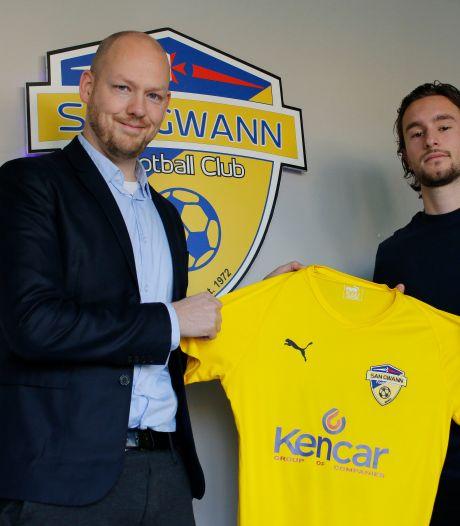 Door NAC opgeleide Sjaak Kuyper leeft zijn voetbaldroom op Malta