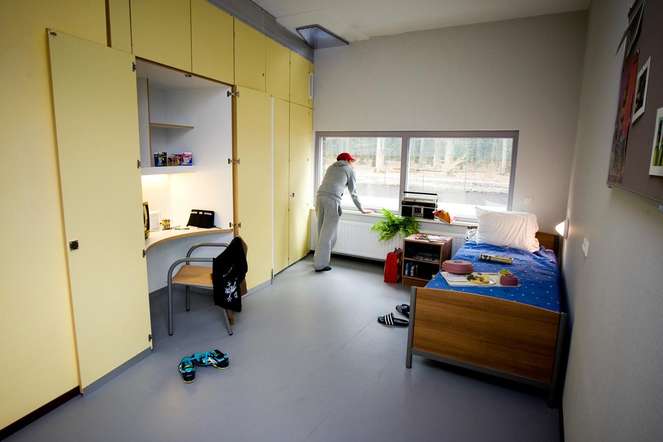 Archiefbeeld ter illustratie: GGZ-instelling de Woenselse Poort in Eindhoven. De Woenselse Poort behandelt mensen met meervoudige, complexe en langdurende psychiatrische problemen.