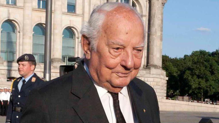 Ewald-Heinrich von Kleist werd 90 jaar.