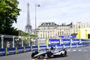 De E-Prix van Parijs in 2019