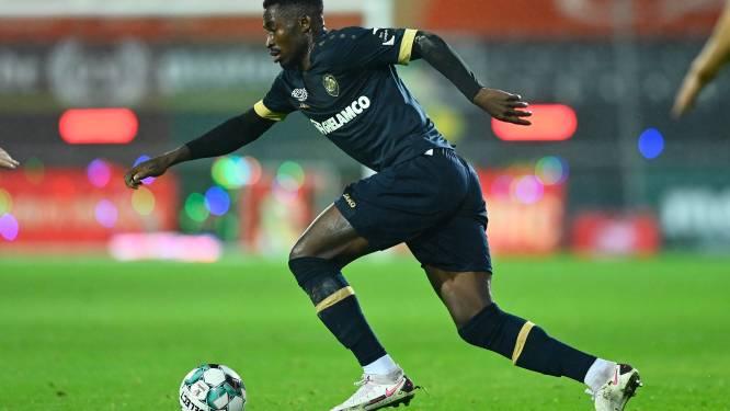 """Martin Hongla toch aan de aftrap bij Antwerp: """"Trainingen nationale ploeg waren ideale voorbereiding"""""""
