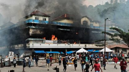Indonesië legt internet plat in Papoea om onrust te stillen
