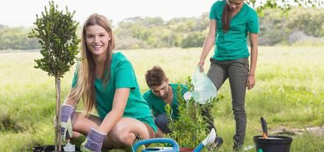 Waardering voor berg vrijwilligerswerk