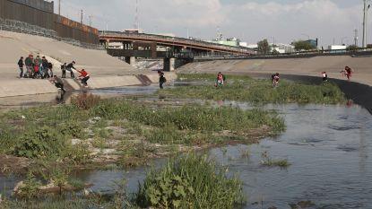 Politie vindt vier lichamen in irrigatiekanaal bij Mexicaanse grens