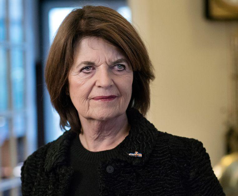 Corinne Dettmeijer Beeld Inge Van Mill