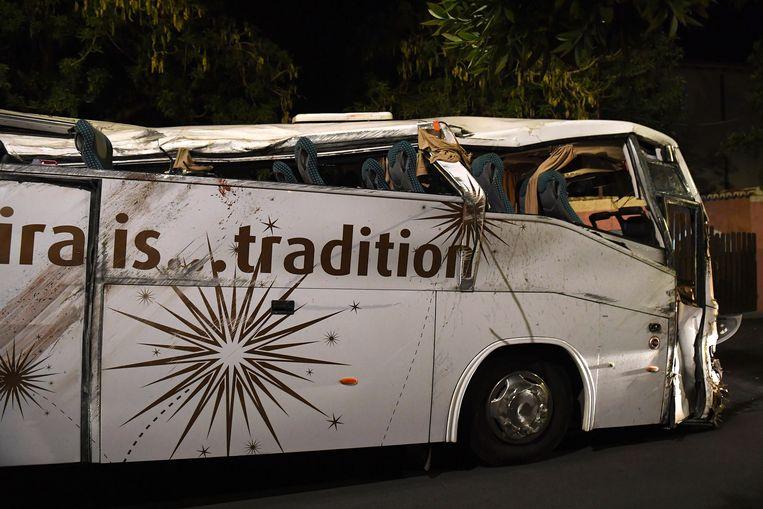 Bij het ongeval woensdagavond kwamen 29 toeristen om het leven.