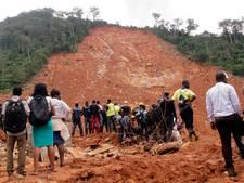 Dodental Sierra Leone loopt op tot 500